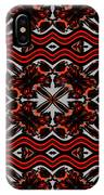 Super Highways Abstract IPhone Case