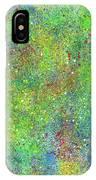 Super Star Clusters Universe #542 IPhone Case