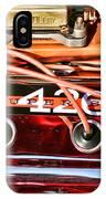 Super Stock Ss 426 IIi Hemi Motor IPhone Case