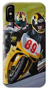 Superbikes IPhone Case