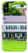 Superintendents House IPhone Case