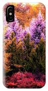 Sureal Forest IPhone Case