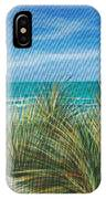 Surf Beach IPhone Case