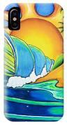 Surf Dude IPhone Case
