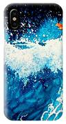 Surfer Girl IPhone Case