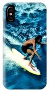 Surfing Legends 12 IPhone Case