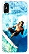 Surfing Legends 9 IPhone Case