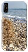Surfing With Palms IPhone Case
