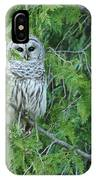 Surprise Visitor  IPhone Case