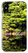 Surreal Springs Reflection IPhone Case