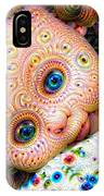 Surreal Trippy Deep Dream Doll IPhone Case
