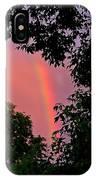 Surround The Rainbow IPhone X Case