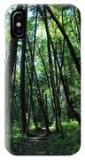 Susan Creek Indian Mound Trail IPhone Case