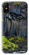 Svartifoss Waterfall - Iceland IPhone Case