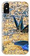 Swallowtail Butterfly Convention IPhone Case