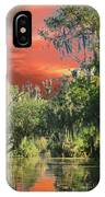 Swamp 1 IPhone Case