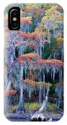 Swamp Dance IPhone Case