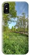Swamp Garden Magnolia Plantation IPhone Case