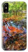 Swamp Pallet IPhone Case