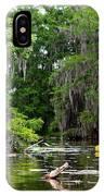Swamp Stroll IPhone Case