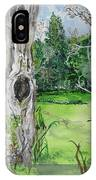 Swamp Thing IPhone Case