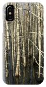 Swamp Trees IPhone Case