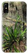 Swamp Vegetation IPhone Case