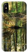 Swamps Are Beautiful Too IPhone Case