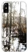 Swamps Of Louisiana 5 IPhone Case