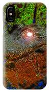 Swampthing Out There IPhone Case
