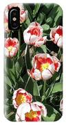 Swanhurst Tulips IPhone Case