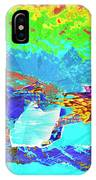 Sweating Fire IPhone Case