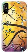 Sweet Blossom By Madart IPhone Case