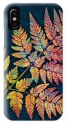 Sweet Cicely IPhone Case
