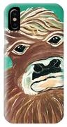 Sweet Cow IPhone Case