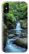 Sweet Creek Falls Vertical IPhone Case