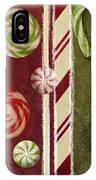 Sweet Holiday I IPhone Case