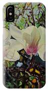 Sweet Magnolias IPhone Case