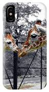 Sweet Moment IPhone Case