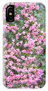 Sweet Pink Southern Azaleas IPhone Case