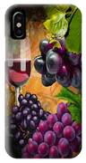 Sweet Red Wine # 3 IPhone Case