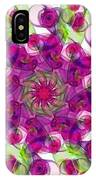 Sweet Violet IPhone Case