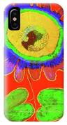 A Fanciful Flower IPhone Case