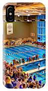 Swim Meet IPhone Case