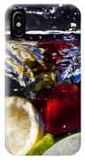Swimming Fruits IPhone Case