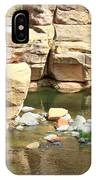 Swimming Hole At Slide Rock IPhone Case