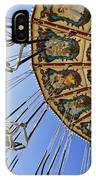 Swing Ride At The Fair IPhone Case