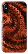 Swirl Creativiana Catus 1 No.2 H A IPhone Case