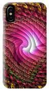 Swirledya-neonaya Catus 1 No.1 V A IPhone Case
