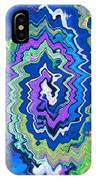 Swirling Wave IPhone Case